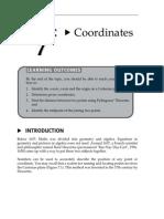Topic 7 Coordinates