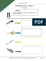 Guia de Aprendizaje Tecnologia 5basico Semana16 2014
