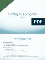 FoxMeyer Temp