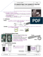 Cours - La Liaison Complete Demontable Par Elements Filetes (1)