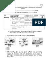 Evaluación C-2 Historia 2 Básico