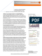 Swedbank Fed Preview, March 17-18