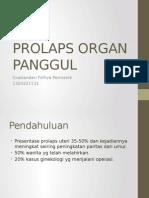 Prolaps Organ Panggul Fidhya