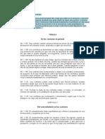 Definiciones Varias Para Estudiar - Derecho Económico I