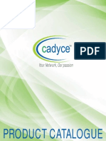 Cadyce Product Catalogue for Web