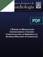 Diretriz Emergencia Sociedade de Cardiologia