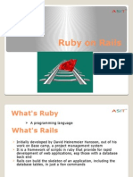 ASIT Ruby on Rails