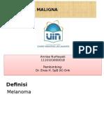 Referat-melanoma Maligna