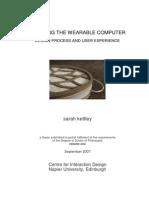 Sarah Kettley PhD ThesisVol1