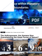 Abundance within Planetary Boundaries