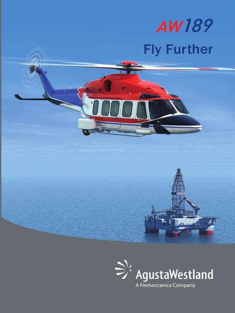 Brochure Aw189 Offshore Pdf Aviation Aeronautics