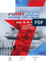 International Military-Technical Forum ARMY 2015