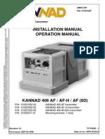 ELTuser Manual 406 AF/H