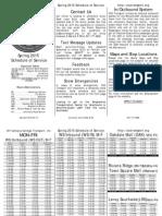 Spring 2015 Schedule (1)