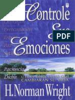 Controle Sus Emociones - Norman Wright 1