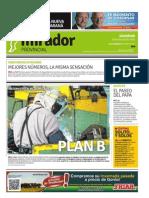 Edición impresa del domingo 15 de marzo de 2015
