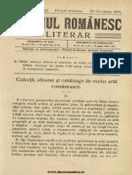 Neamul Romanesc Literar 76