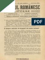 Neamul Romanesc Literar 80