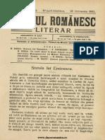 Neamul Romanesc Literar 85