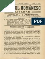 Neamul Romanesc Literar 88