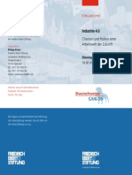 Einladung Braunschweiger Dialog Industrie 4.0