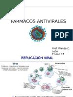 Farmaco - Tema 61 - Drogas Antivirales - 21ene15