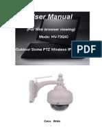 HV-72QIC HVCAM WIFI Camera Insturctions_For Web Browser