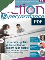 Magazine Action Performance 21