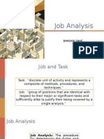 Unit 2 - Job Analysis