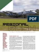 Aviator Magazine_Regional Rush