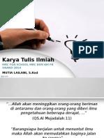 Plakat Ilmiah 2012