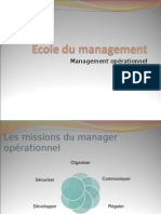 Ecole du management management