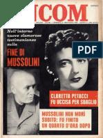 Claretta Petacci - InCOM 1962 n15