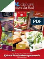 Catalogue Maison du Sud 2015