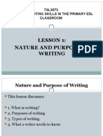 Week 1.1 Nature and Purpose of writing (1).ppt