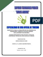 Proyecto Creacion_TransporteTcoFluvialRapido Sepahua