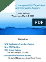Iowa Flood Information Systems