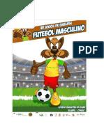Documento Orientador Futebol Masculino