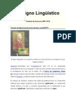 Ferdinand de Saussure El Signo Lingüístico.docx