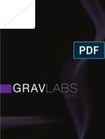 Grav Labs 2015 Retail Catalog