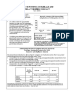 Report_Health Insurance Coverage and the ACA