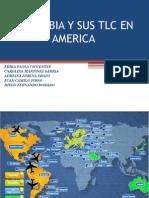 Colombia y Sus Tlc en America