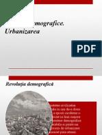 Urbanizarea