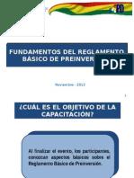 FUNDAMENTOS DE  PREINVERSION