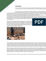 Delincuencia en El Salvador