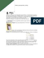 Tutorial Basico Para Pintar en Oleo