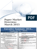 20150301 GC Market Overview March 2015
