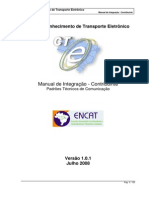 Manual CTe v101