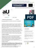 ARTIGO AU - Compatibilização