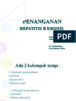 Penanganan dan Komplikasi Hep B Kronik.ppt